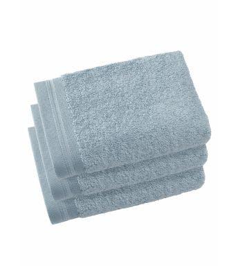 De Witte Lietaer serviette de bain Contessa ice blue - 2 pièces