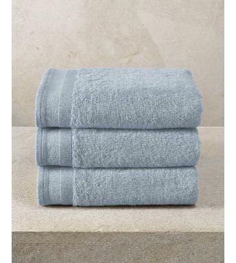 De Witte Lietaer handdoek Contessa ice blue