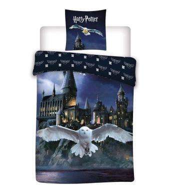 Housse de couette Harry Potter Coton