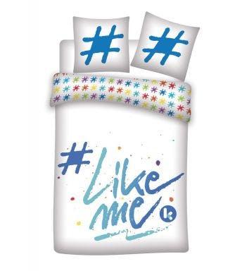 Dekbedovertrek # Like Me katoen