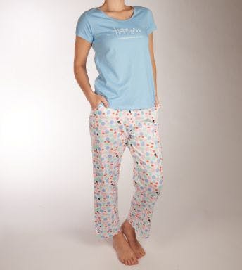 Eskimo pyjama lange broek Happiness D