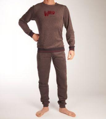 Eskimo pyjama lange broek Bowie H
