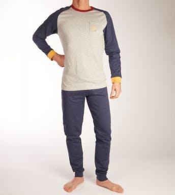 Eskimo pyjama lange broek Man Cave H