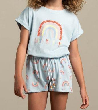 Eskimo pyjama korte broek Color Me Happy M