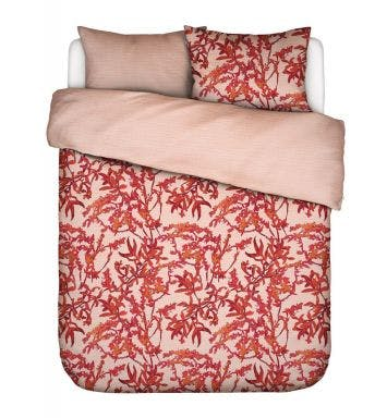 Essenza dekbedovertrek Bowie Duvet cover Rose Perkalkatoen