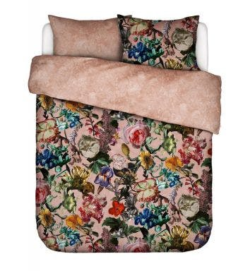 Essenza dekbedovertrek Famke Duvet cover Rose Katoensatijn