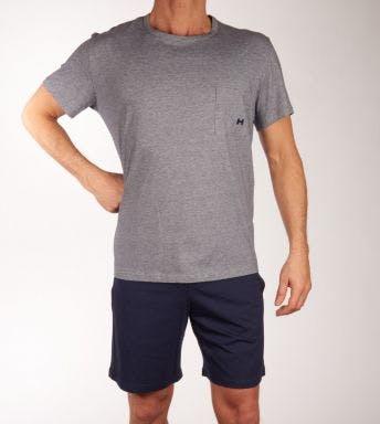Hom pyjama korte broek  Cotton Comfort H