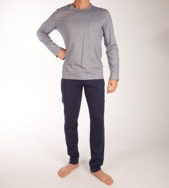 Hom pyjama lange broek Cotton Comfort Long Sleepwear H