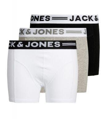 Jack & Jones short 3 pack Sense J