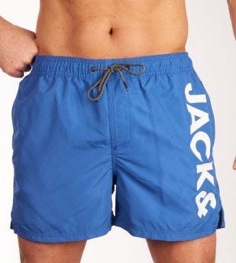 Jack & Jones zwemshort Jjibali Jjswimshorts Logo H