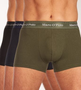 Marc O'Polo short 3 pack H