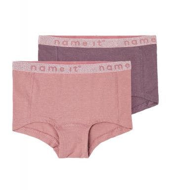 Name It short 2 pack Nkfhipster Lurex M