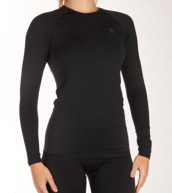 Odlo shirt Crew Neck Performance Warm Eco D