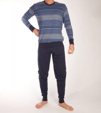 Pastunette pyjama lange broek Denim H