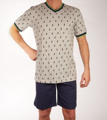 Pastunette pyjama korte broek H