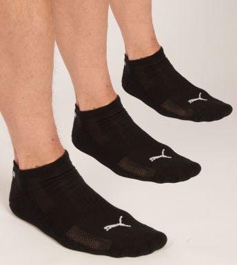 Puma enkelsokken 3 paar Cushioned Sneaker H