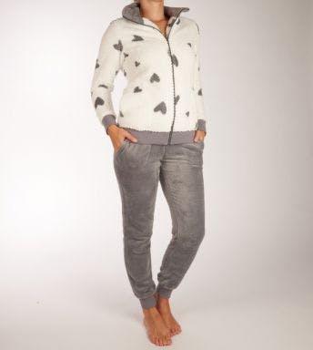 Rebelle homewear set All Over Hearts Homesuit D