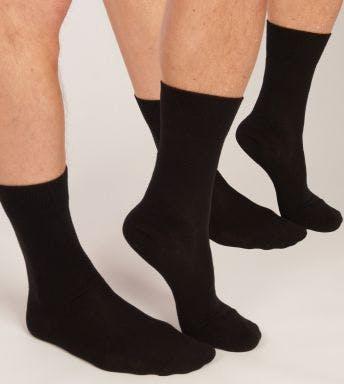 Schiesser sokken 2 pack Socks H