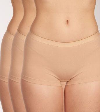 Ten Cate short 3 pack Basic Shorts D