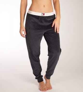 Tommy Hilfiger homewear lange broek Track Pant Velour D