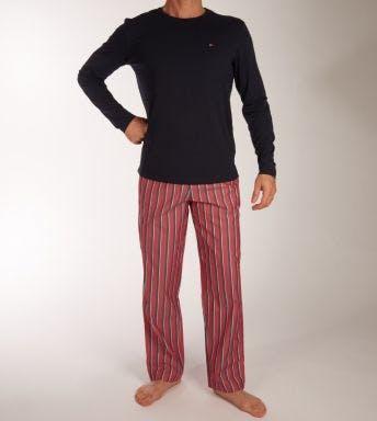 Tommy Hilfiger pyjama lange broek Woven Set Print H