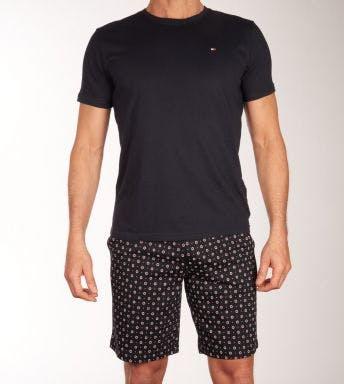 Tommy Hilfiger pyjama korte broek  Short Jersey Set H