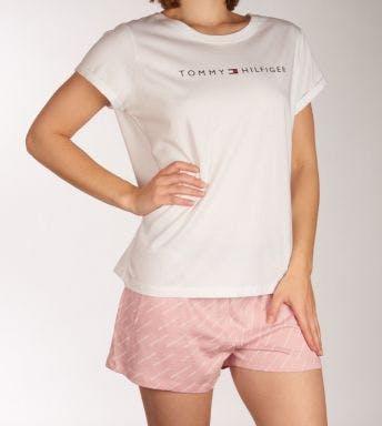 Tommy Hilfiger pyjama korte broek  Short Set D