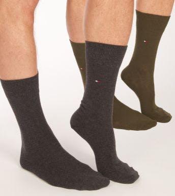 Tommy Hilfiger sokken 2 paar Classic H